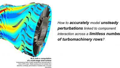 Rank n NonLinear Harmonic Method in Turbomachinery CFD